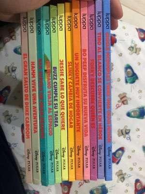 Colección casi completa de toy story 4 - 3