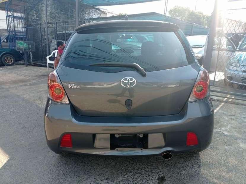 Toyota Vitz RS 2008 - 4