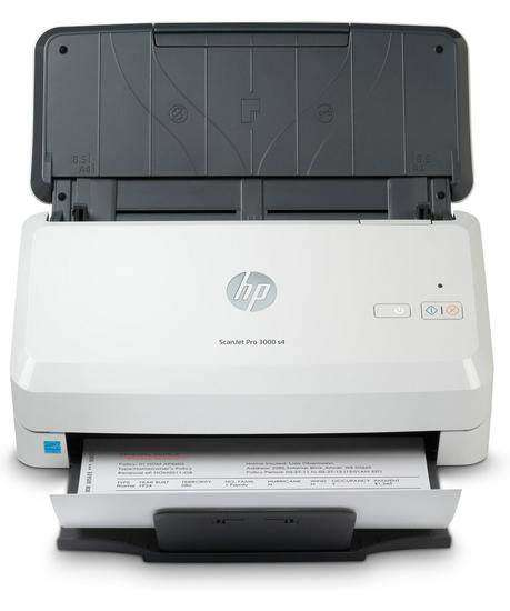 Scanner hp 3000 s4 pro a4/adf - 0