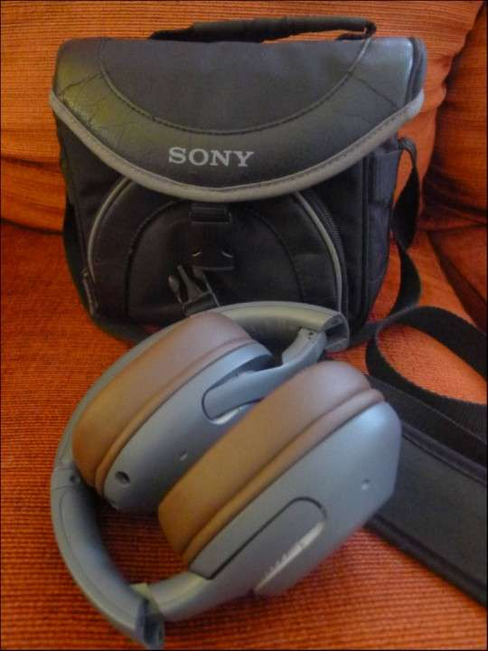 Auricular Sony WH-XB900N Bluetooth Extra Bass pads Geekria - 1