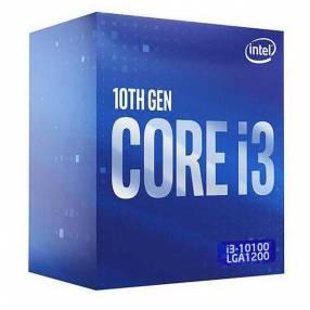 Processador Intel Core i3-10100 3.6GHz LGA 1200 6MB