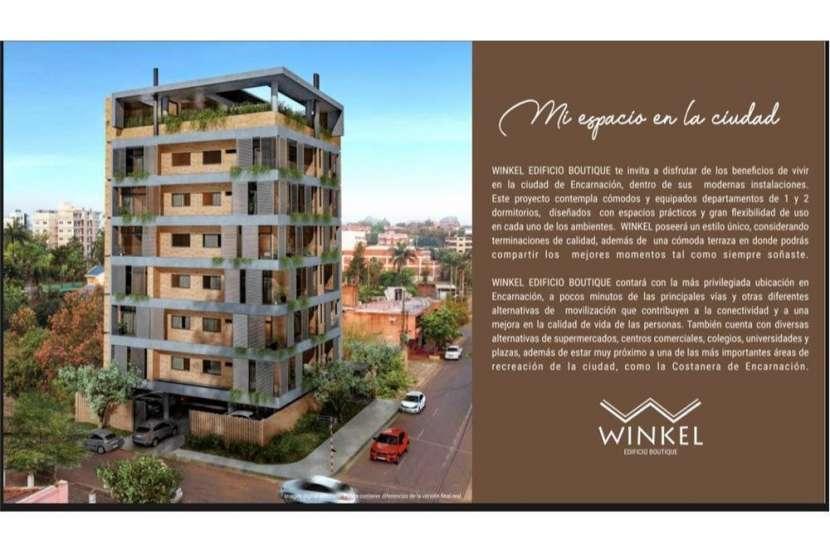 Departamentos de lujo en el Edificio Winkel - 1