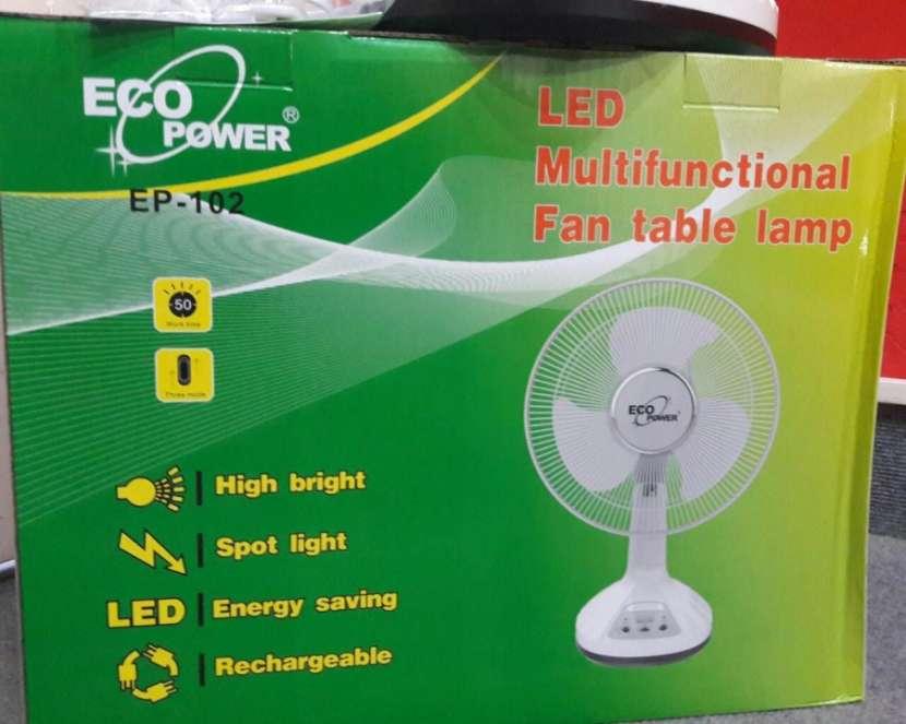 Ventilador Ecopower de mesa EP-102 - 0