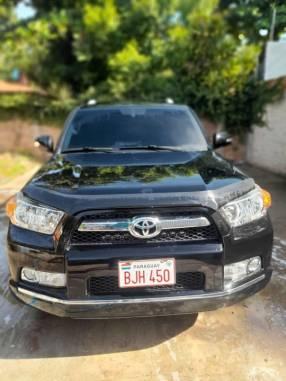 Toyota Runner Limited versión americana 2012