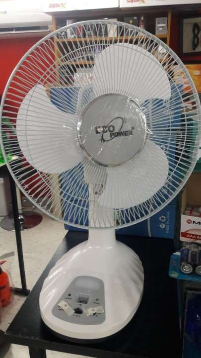 Ventilador Ecopower de mesa EP-102 - 1