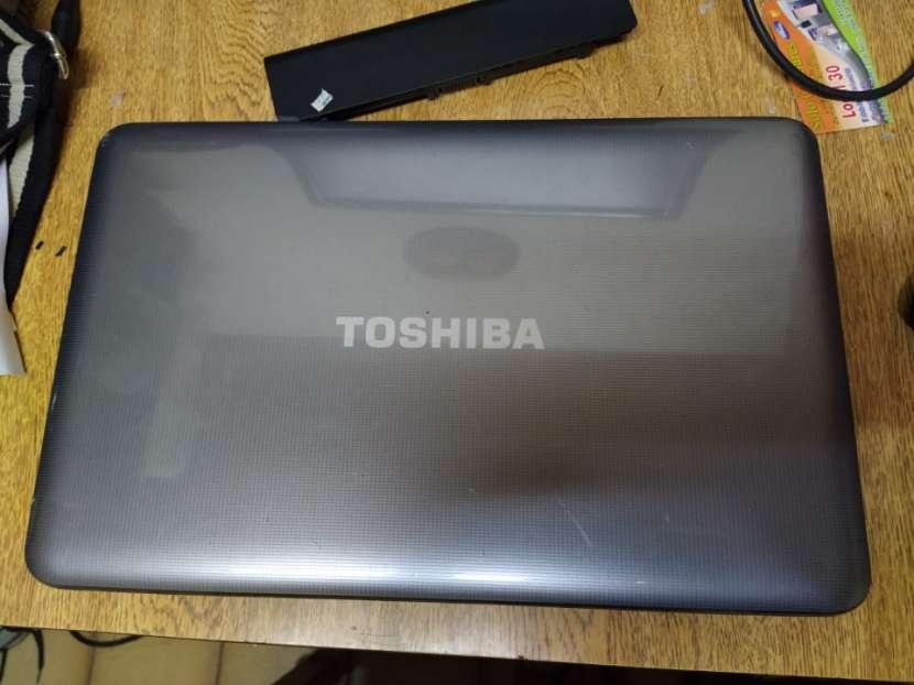 Notebook Toshiba C855D - 2