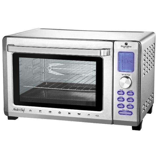 Horno eléctrico 42L digital Master Chef Inox EBHED-42 - 0