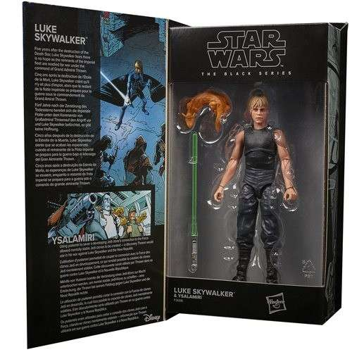 Star Wars The Black Series Luke Skywalker - 0