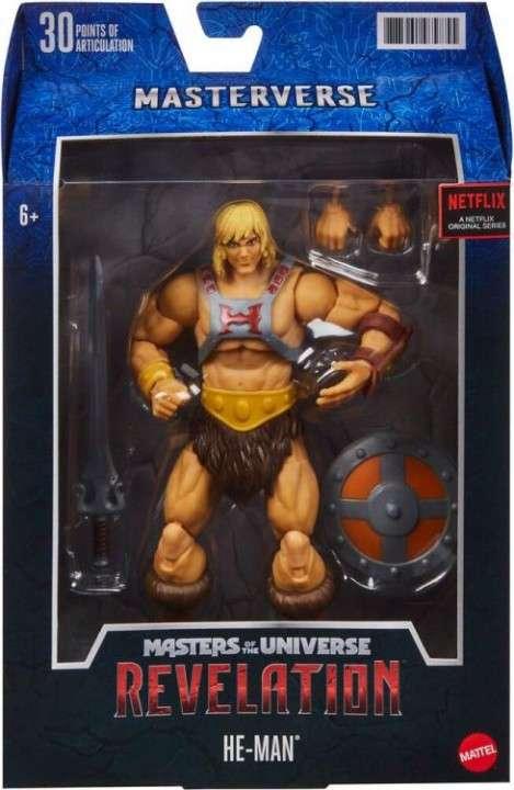 Masters Of The Universe: Revelation Masterverse - 1