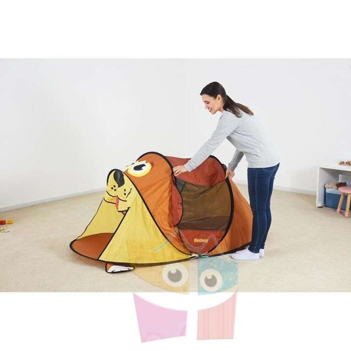 Carpa de camping infantil Cachorro 1,82 x 0,96 x 0,81 mts Bestway - 3