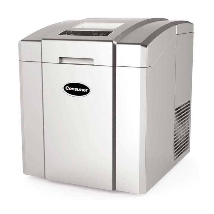Fabricadora de hielo 18 kilos en 24 horas - 0