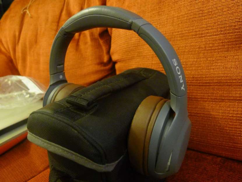 Auricular Sony WH-XB900N Bluetooth Extra Bass pads Geekria - 6