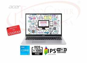 Notebook Acer i3 SSD 128 GB