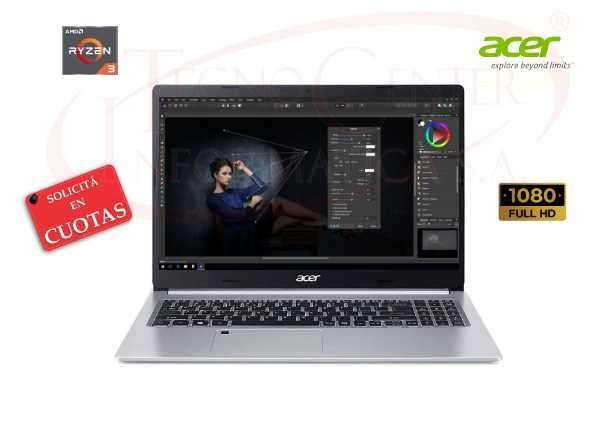 Notebook Acer Ryzen FHD - 0