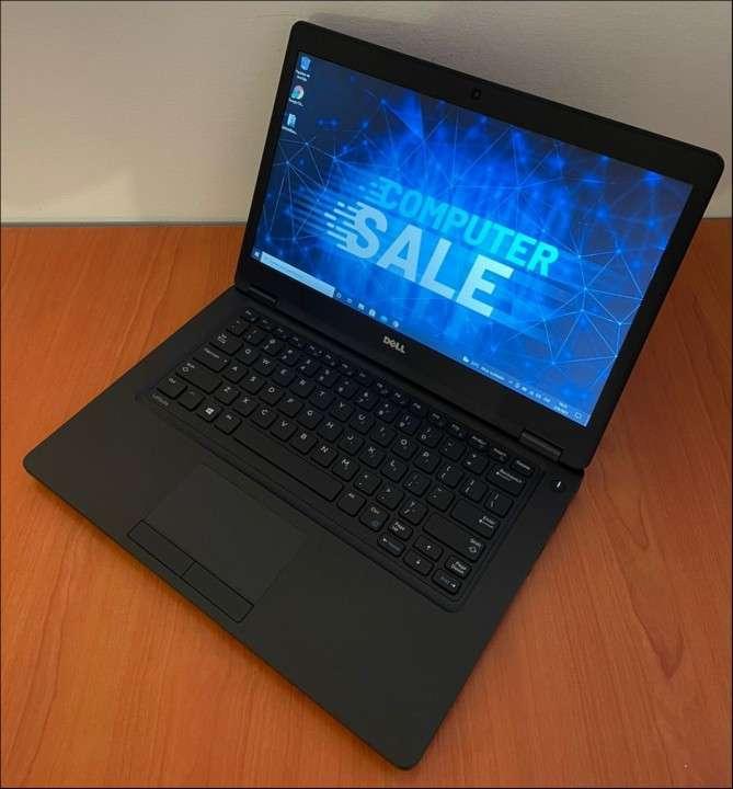 Dell e5480 Intel i5 7440HQ 8GB RAM SSD - 6