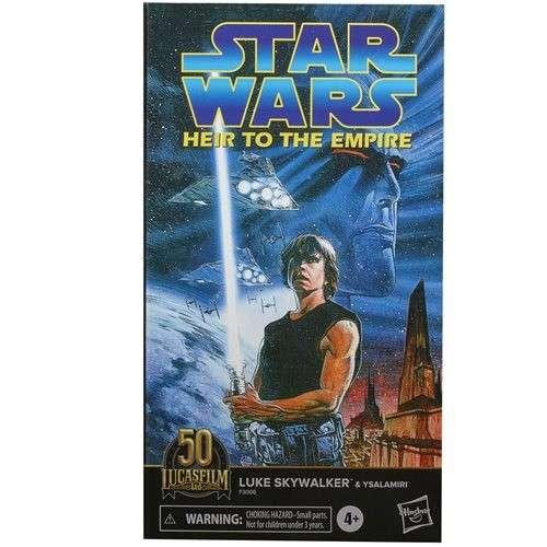 Star Wars The Black Series Luke Skywalker - 2
