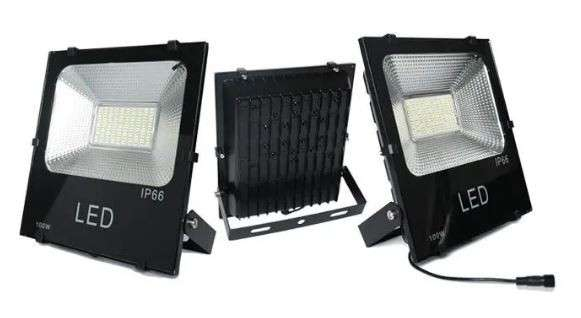 Panel solar de 50 W reflector LED - 1