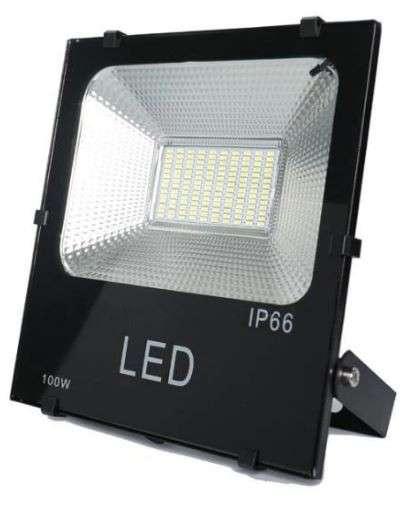 Panel solar de 50 W reflector LED - 0