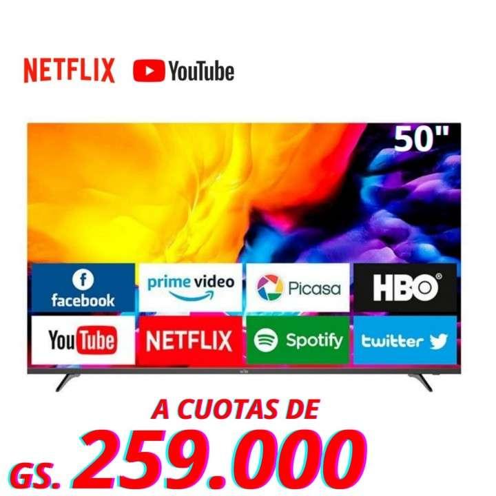Smart TV Win de 50 pulgadas 4K ️ - 0