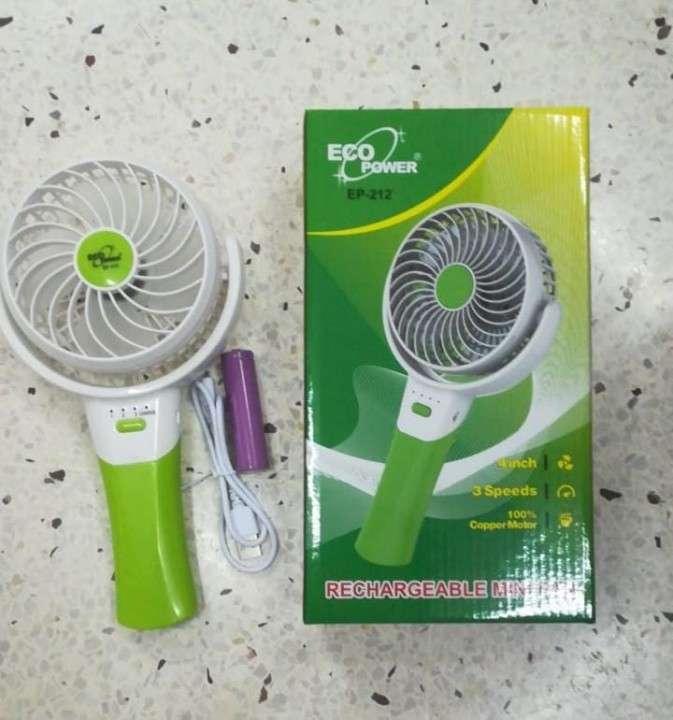 Mini ventilador Ecopower EP-212 - 0