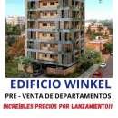 Departamentos de lujo en el Edificio Winkel - 0