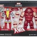 Marvel Legends Colossus and Juggernaut Pack - 0