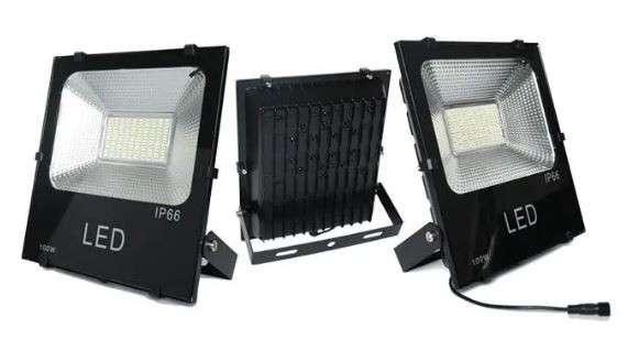Panel solar 60W reflector LED - 4