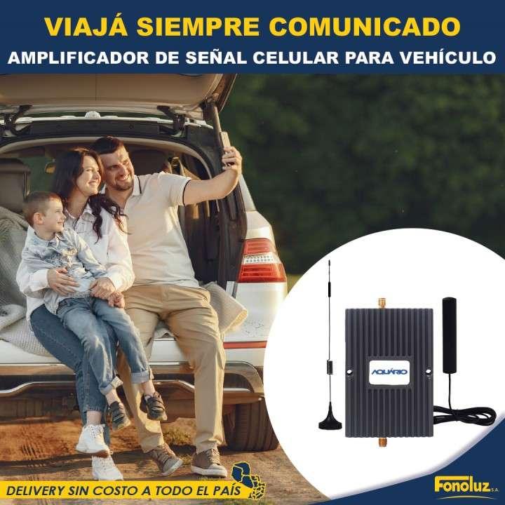 Amplificador de señal celular para vehículo - 0