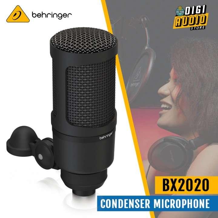Micrófono condensador Behringer bx 2020 - 1