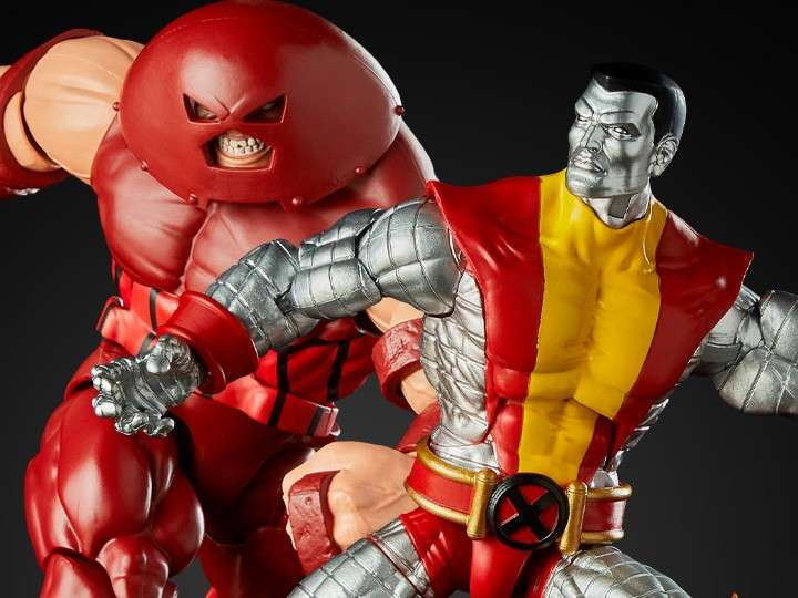 Marvel Legends Colossus and Juggernaut Pack - 3