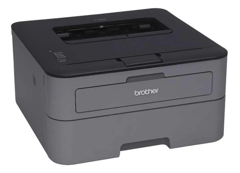Impresora laser brother hl-l2320d 220v - 0