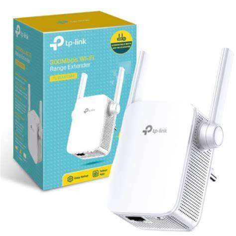 Extender wifi tp-link tl-wa855re 300mbps - 0