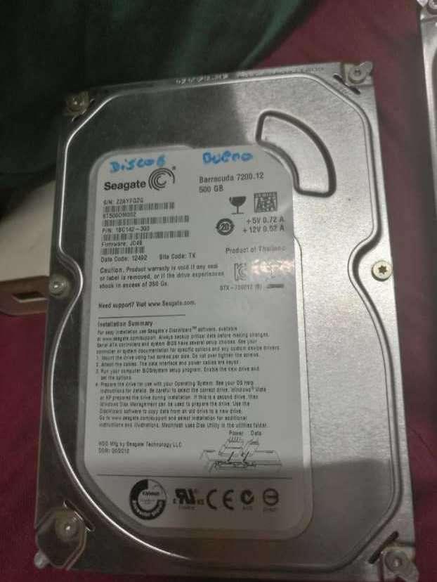 HDD varios - 0
