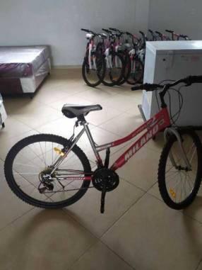 Bicicleta Milano Action Dama aro 26