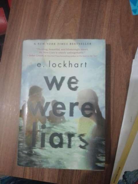 Libro We Were Liars en inglés - 0