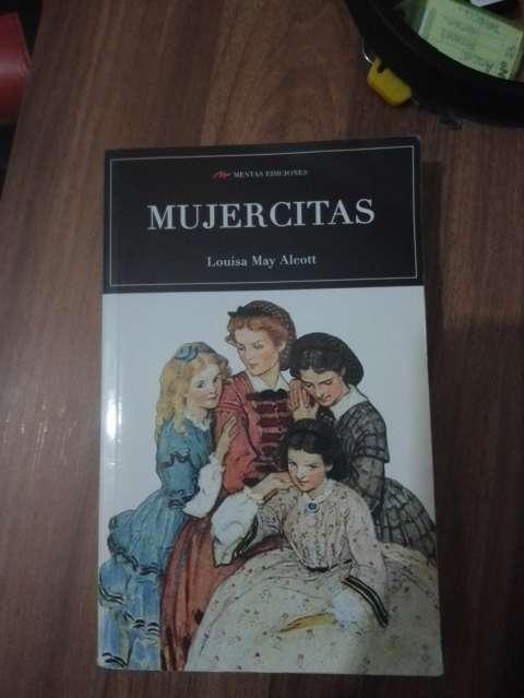 Libro Mujercitas de Louisa May Alcott - 0
