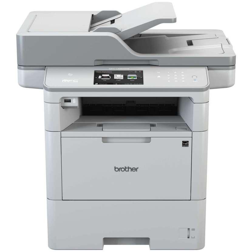 Impresora laser brother dcp-l6600dw oficio wifi duplex 220v - 0