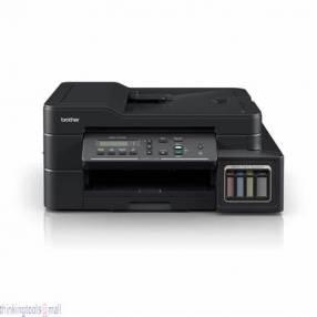 Impresora Brother DCP-T720DW Tank multifuncional 220V wifi ADF oficio