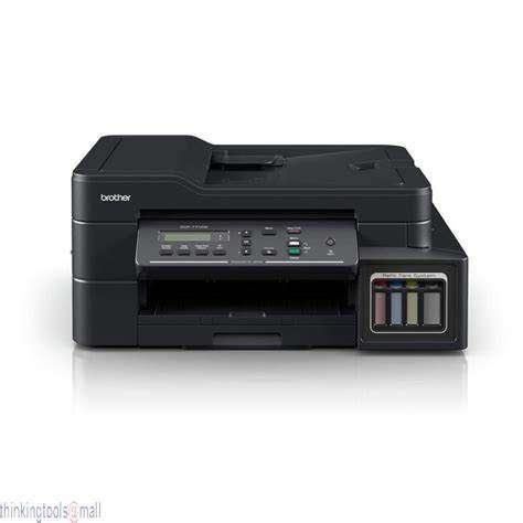 Impresora Brother DCP-T720DW Tank multifuncional 220V wifi ADF oficio - 0