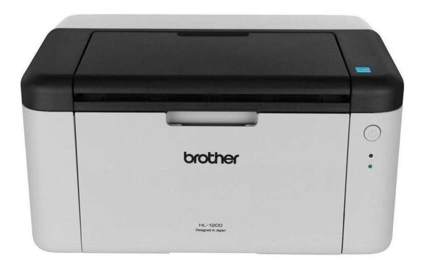Impresora láser monocromática Brother HL-1200 220V - 0