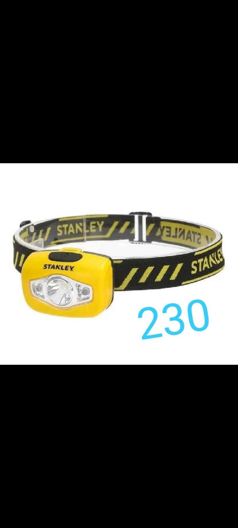 Linterna Stanley de cabeza - 0