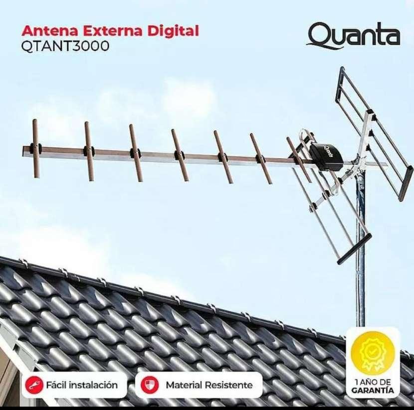 Antena externa digital - 0