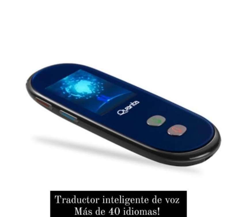 Traductor inteligente de voz - 0