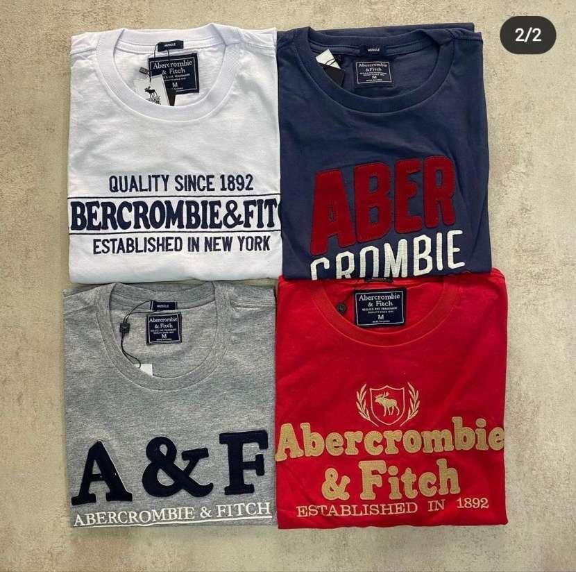 Remera Abercrombie - 0