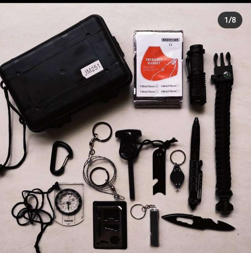 Kit de supervivencia - 0