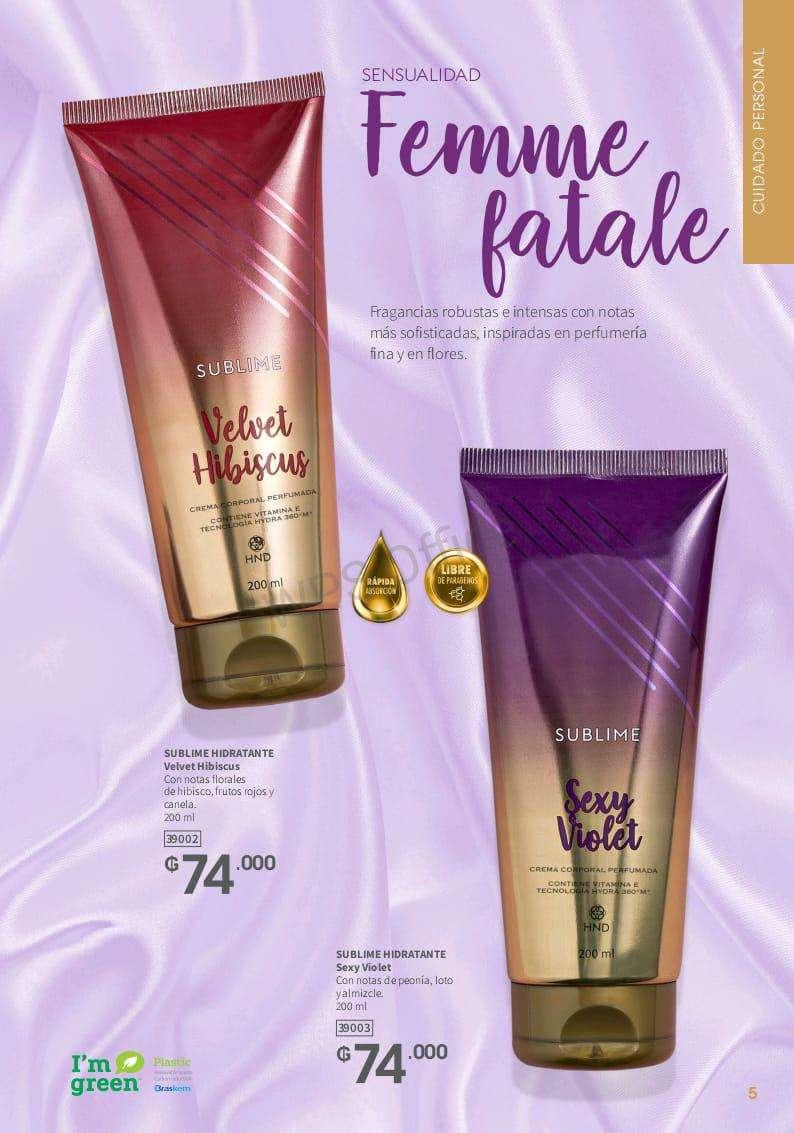 Crema corporal perfumada - 0
