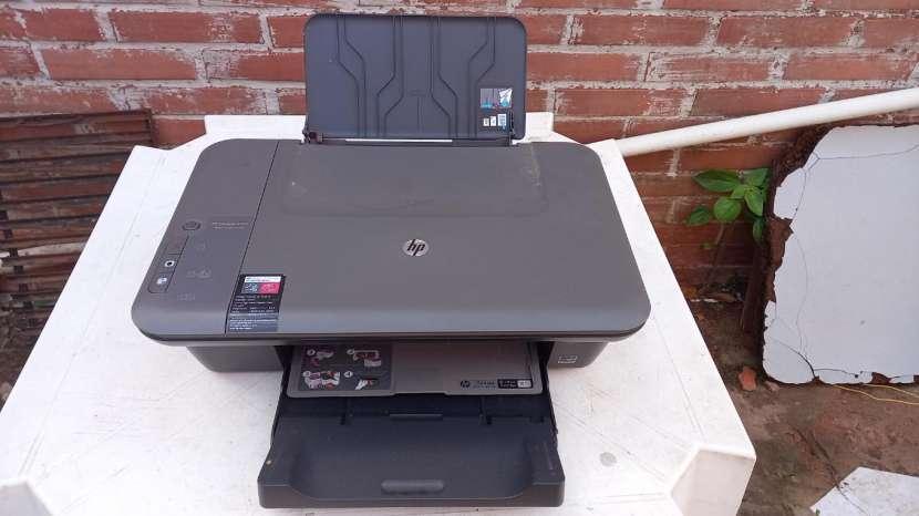Impresora HP Multifuncion Deskjet 1050 - 0
