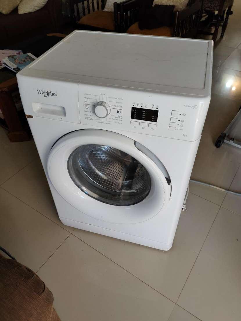 Lavarropas Whirlpool de 6 Kg - 0