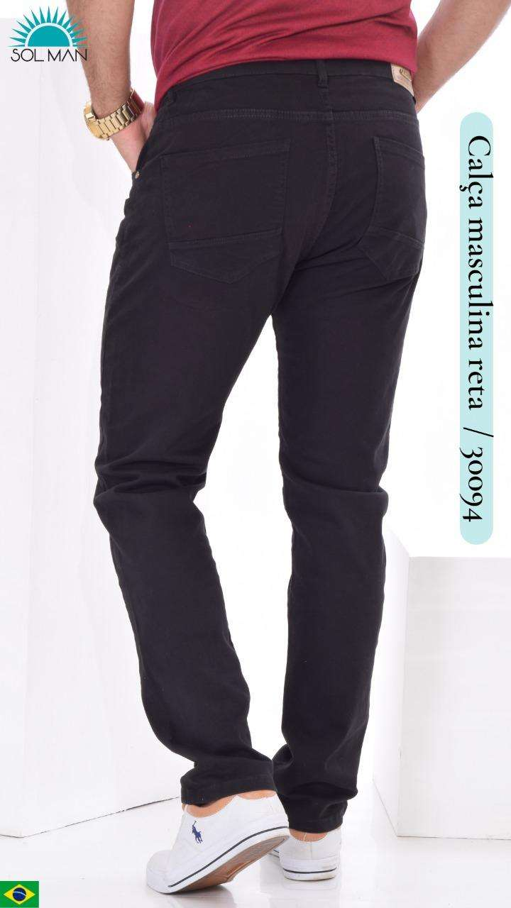 Jeans brasilero semi elastizado SOL30094 - 1