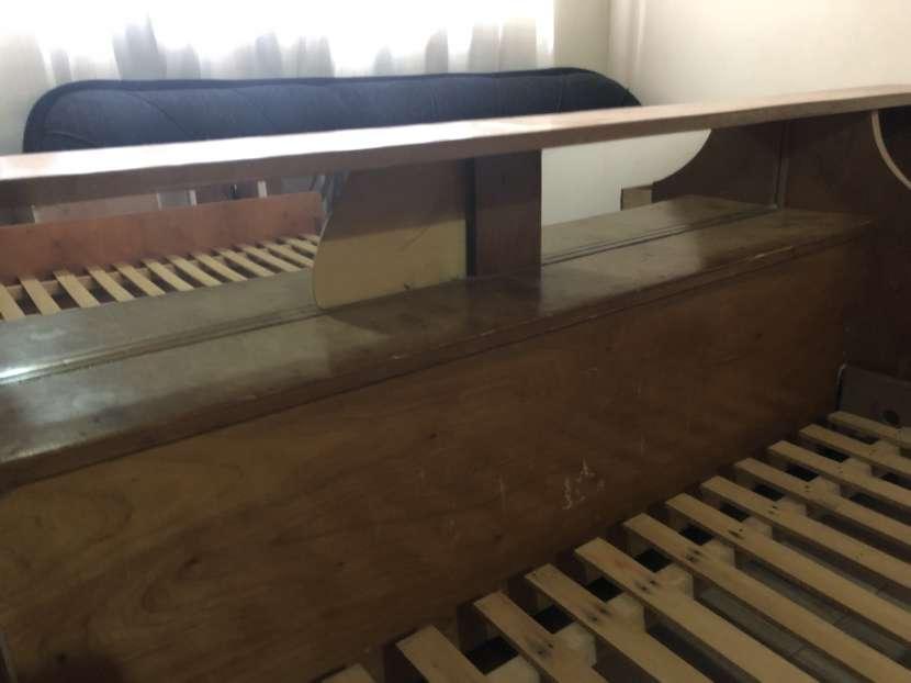 Cama con mueble - 2